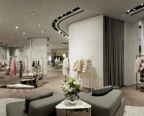 Dazzle Kerry Center - Ph. by Dazzle - Interior Design by Cristofori Santi Architetti - Lighting Design Rossilighting